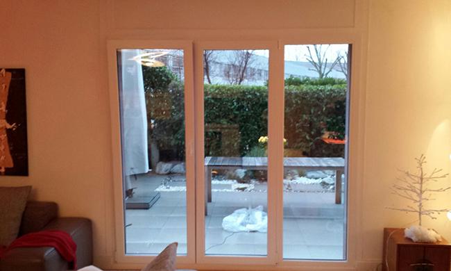 Completata la sostituzione di vecchi serramenti in legno - Sostituzione finestre milano ...