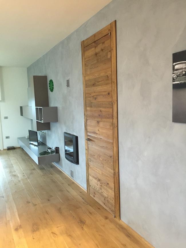 MILANO - Porte interne in legno massello costruite a mano - Fines3 ...