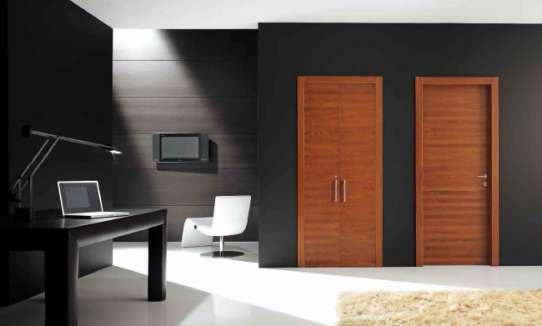 MODELLO ARCOBALENO LTS Versione normale e versione salvaspazio colore brandy sistema.